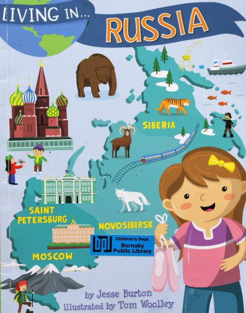 Living in Russia
